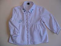 Блузка для девочки 1 - 1,6 лет
