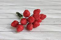 Декоративные ягодки-малинки