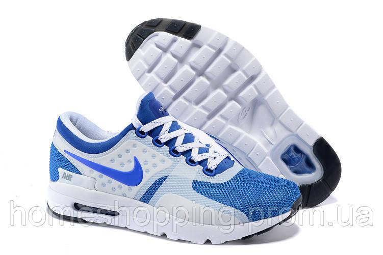 Мужские кроссовки Nike Air Max Zero Royal Blue White