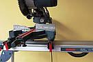 Торцовочная пила с протяжкой бу Bosch PCM 8S + верстак для резки профилей Bosch GTA 3700, фото 6