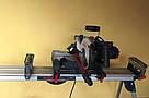 Торцовочная пила с протяжкой бу Bosch PCM 8S + верстак для резки профилей Bosch GTA 3700, фото 7