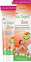 """Крем для депиляции сухой и чувствительной кожи Манго  Bio DEPIL  """" Eveline """", 125 мл"""