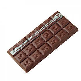 """Поликарбонатовая форма для шоколадной """"Плитка"""" 3шт  70*150mm,  Martellato Италия"""