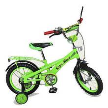 """Двоколісні велосипеди 14"""""""