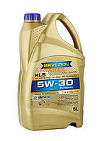 RAVENOL масло моторное 5w-30 HLS /MB 229.51, GM dexos 2/ - 5 л