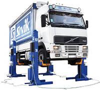 Подъемник для грузовых автомобилей Sivik ПГП-36000/6