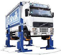 Подъемник для грузовых автомобилей Sivik ПГП-45000/6