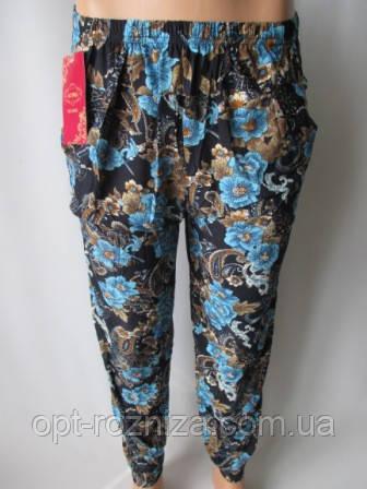 Женские штаны-шаровары