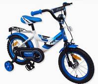 """Детский двухколесный велосипед Baby Mix, колеса 14"""""""