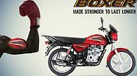 Мотоциклы Bajaj Boxer 150 (BM 150) - Безотказный