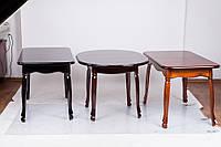 Стол обеденный Гаити круглый каштан (Микс-Мебель ТМ)