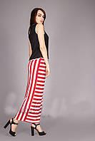 Женская летняя длинная юбка
