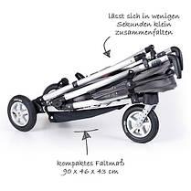Прогулочная коляска TFK Buggster S Air, фото 3