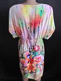 Яркое платье с красивым принтом, фото 3