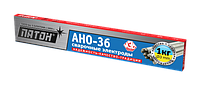 СВАРОЧНЫЕ ЭЛЕКТРОДЫ - АНО-36 д.3мм, 1,0кг (ПАТОН)