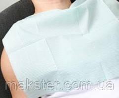 Стоматологические нагрудники-салфетки 500 шт/уп