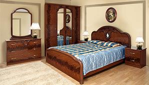 """Спальня , спальный гарнитур """"Лаура"""""""