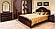 """Спальня , спальний гарнітур """"Лаура"""" 1.6 м 2сп ліжко, фото 2"""
