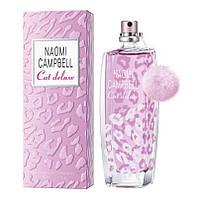 Женская туалетная вода Naomi Campbell Cat Deluxe (соблазнительный цветочный аромат)