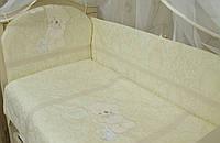 Сменное постельное белье для новорожденных Симпатяшка