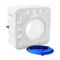 Пластиковый бак (емкость квадратная) RK 100 К/куб однослойная