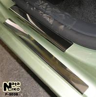 Накладки на пороги Premium Seat Cordoba III 5D 2003-2009
