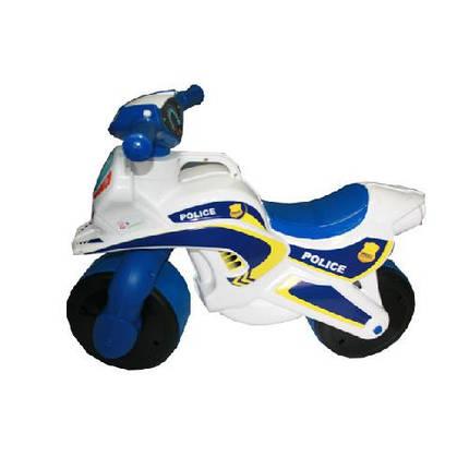 Мотоцикл-каталка Байк поліція 0139/510, фото 2