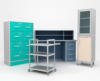Меблі медичні