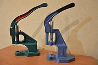 Пресса и матрицы для установки обувной и одежной фурнитуры. Кнопки и люверсы.
