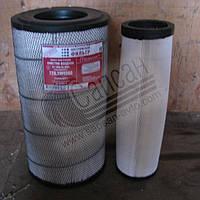 Элемент фильтр. воздуш.(ЕВРО-2 дв. CUMMINS) к-кт 2шт. ЭФВ 728-1109560
