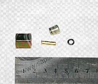 Р/кт трубки ПВХ (D=6мм) М12х1,25. DK 0612