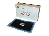 512 1120 / Радиальный пластырь 112TL. 1 Слой. 115x70мм. 10шт/уп.