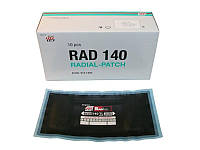 512 1403 / Радиальный пластырь 140TL. 3 Слоя. 195x100мм. 1шт.