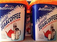 Порошок для чистки кухонной посуды Astonish Tea&Coffee, 350 г