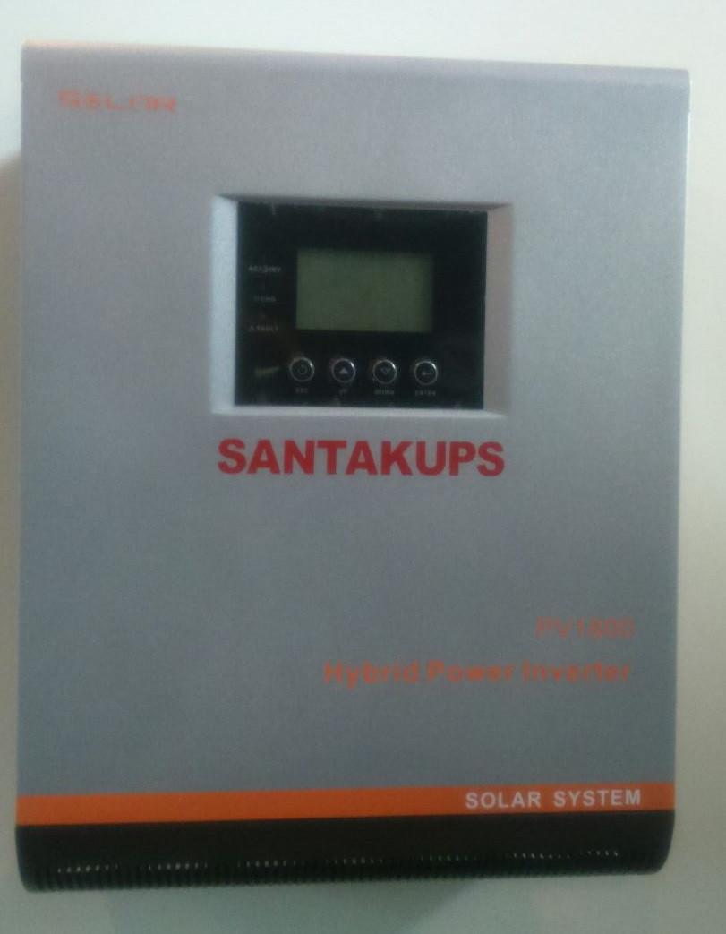 Инвертор Santakups PV18-4K PK с PWM контроллером заряда
