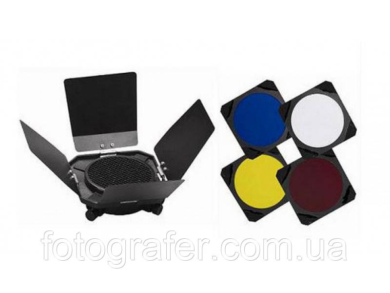 Набор соты с цветными фильтрами Mircopro BD-200 ( на складе )