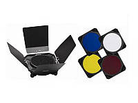 Набір стільники з кольоровими фільтрами Mircopro BD-200 ( на складі )