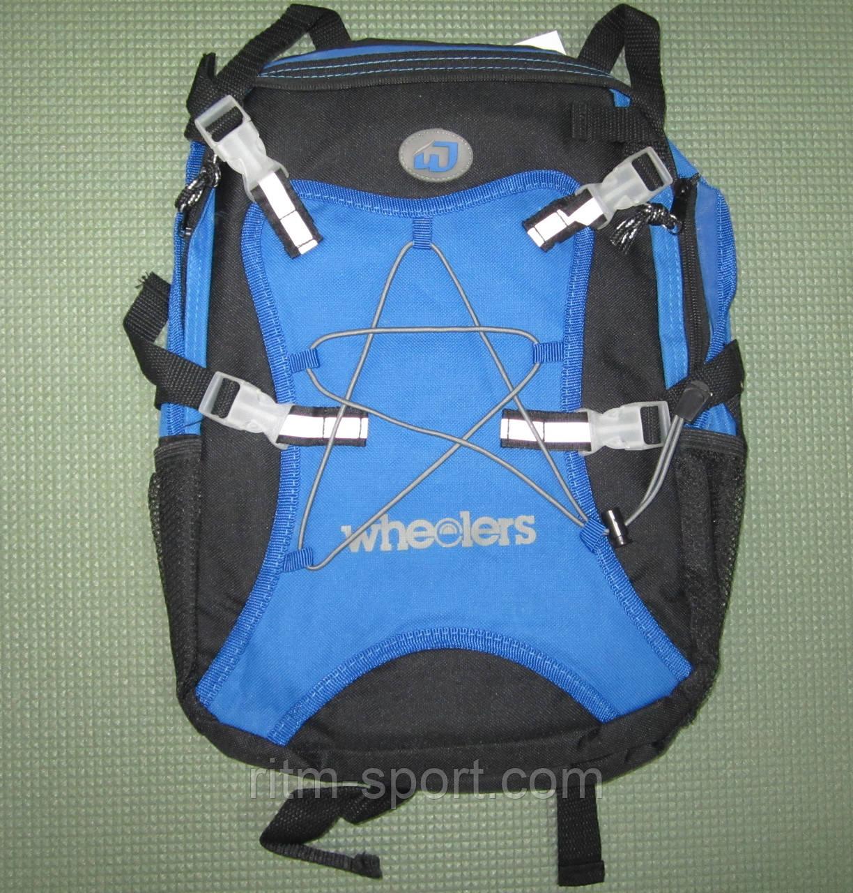 Рюкзак із зовнішнім кріпленням для роликів