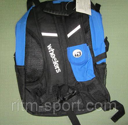 Рюкзак із зовнішнім кріпленням для роликів, фото 2