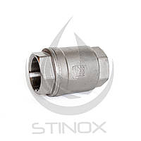 Клапан обратный резьбовой Ду 40 из нержавеющей стали