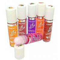 Блеск-бальзам для губ шариковый Ffleur Lip Glow Kissing Fruit Gloss