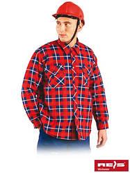 Рубашка утепленная рабочая REIS KFWIN CN