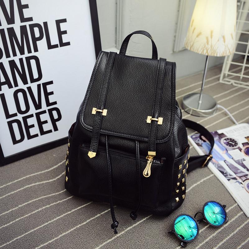fa40f3126c87 Стильный маленький рюкзак с заклепками - Интернет-магазин Mak-Shop в Днепре