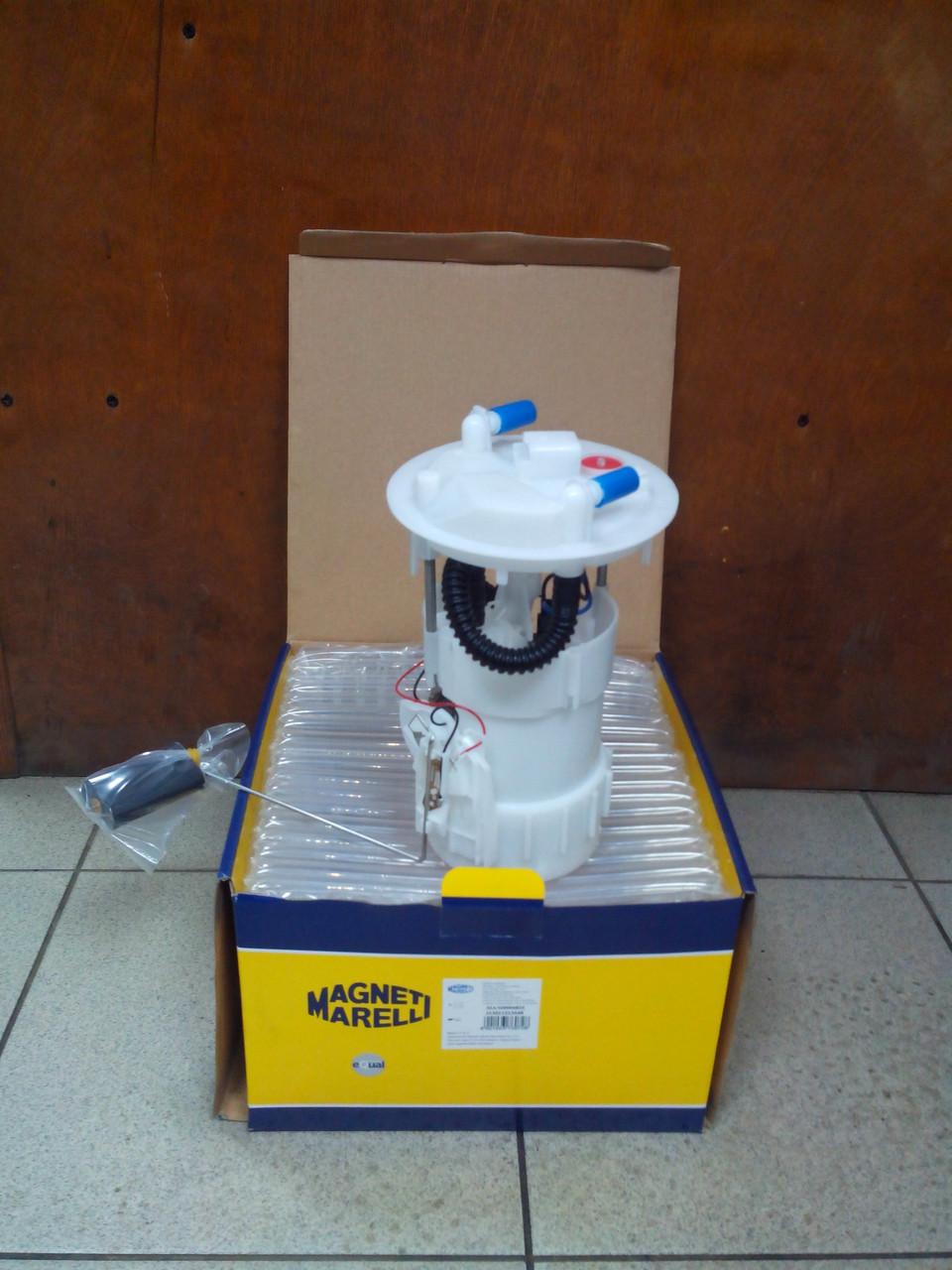 Топливный насос Рено Меган 2 на два штуцера