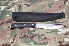 Нож с фиксированным клинком Скиф М, фото 3