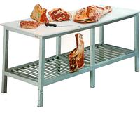 Стол с полиэтиленовой столешницей 1800х700 Sirman