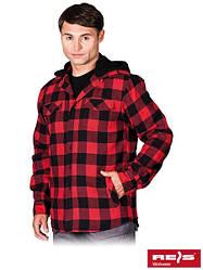 Рубашка утепленная рабочая REIS KFWINHOOD CB