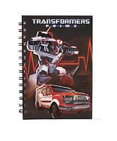Kite Блокнот Transformers, 80 листов, А5, фото 1