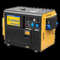 Дизельный генератор тока Sadko -DSG-6500Е ATS