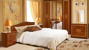 """Спальня , спальный гарнитур """"Флоренция"""""""